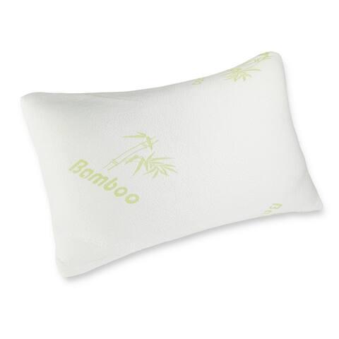 Bali Bamboo Memory Foam Pillow