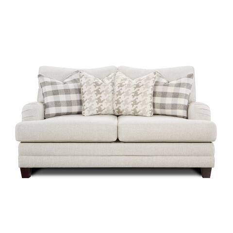 4481 Basic Wool Loveseat