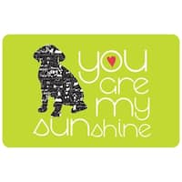 "You Are My Sunshine - 23""x36"""