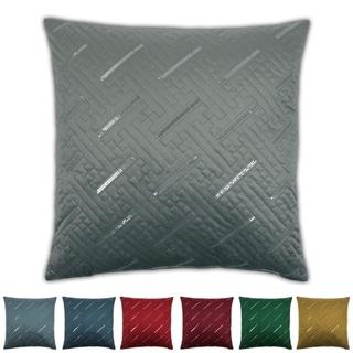 Sherry Kline Fairfield 20-inch Sequins Velvet Pillow
