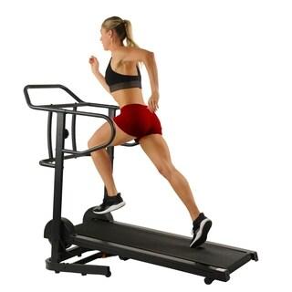 Sunny Health & Fitness Force Fitmill Manual Treadmill - SF-T7723