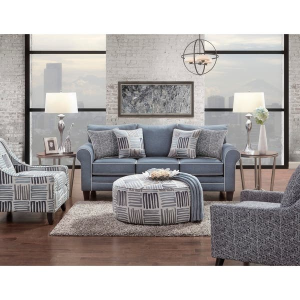 Strange 1144 Grande Denim Sleeper Ibusinesslaw Wood Chair Design Ideas Ibusinesslaworg