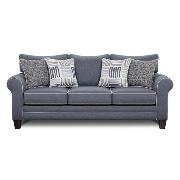 Tremendous 1144 Grande Denim Sleeper Ibusinesslaw Wood Chair Design Ideas Ibusinesslaworg