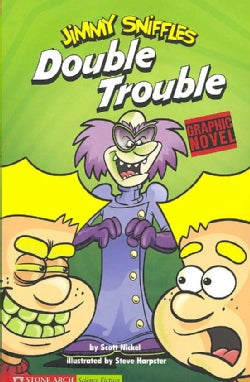 Jimmy Sniffles Double Trouble (Paperback)