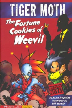 Tiger Moth: The Fortune Cookies of Weevil (Paperback)