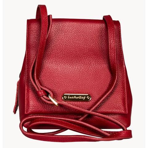 Leatherbay Oristano Shoulder Bag