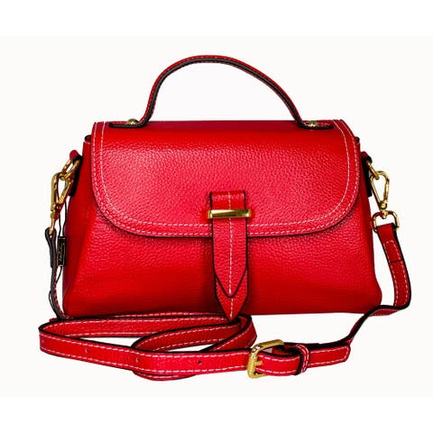 Leatherbay Lavena Shoulder Bag