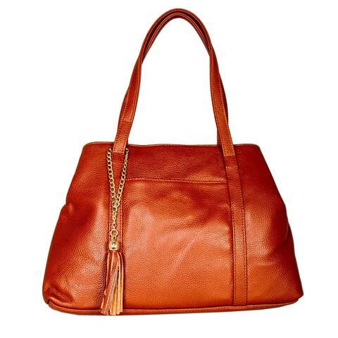 Leatherbay Valentia Tote Bag