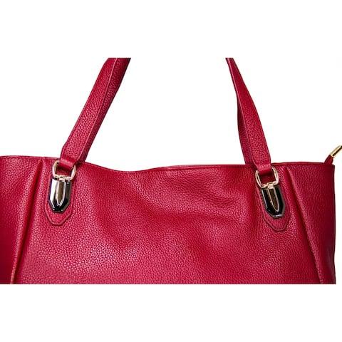 Leatherbay Aviano Tote Bag