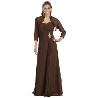 d0402e9e5f Brown Dresses