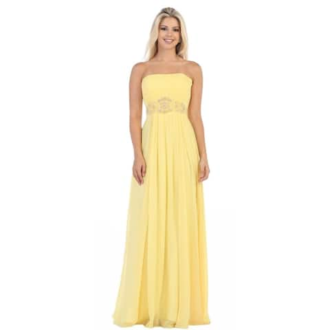 d508d00bd399 Buy Yellow Evening & Formal Dresses Online at Overstock | Our Best ...