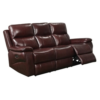 Recliner Leather Sofas Couches Online At Our Best Living Room Furniture Deals
