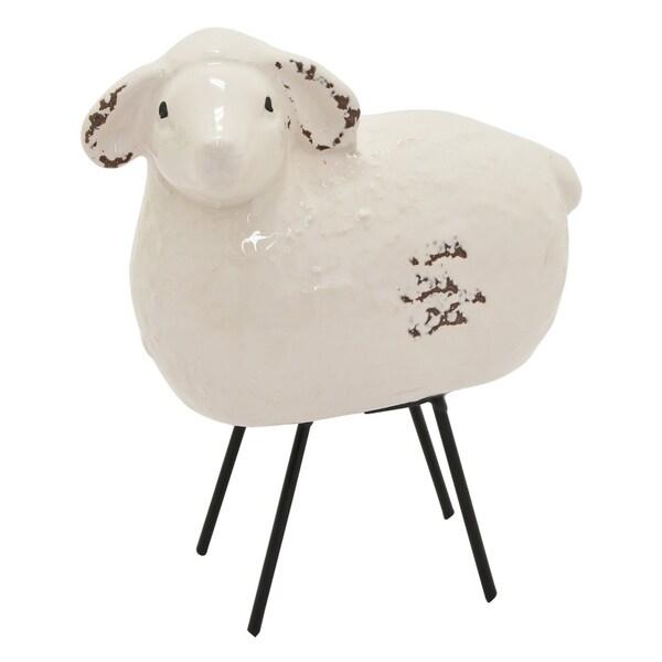 Three Hands Ceramic Sheep Tabletop