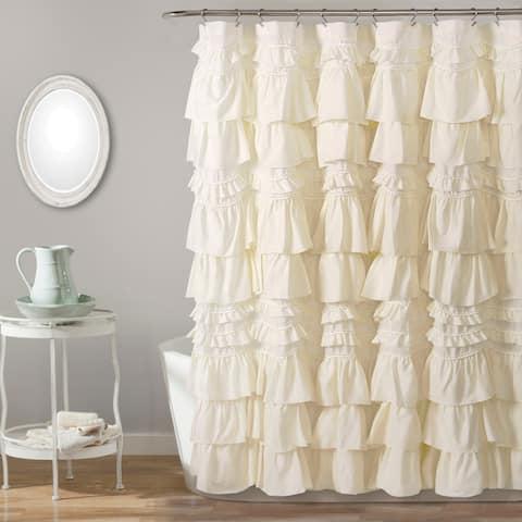 The Gray Barn Hallelujah Acres Shower Curtain