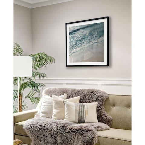 Ocean Detail -Framed Giclee Print
