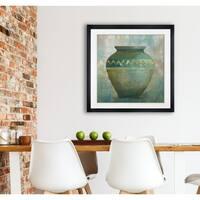 Jade Vessel -Framed Giclee Print