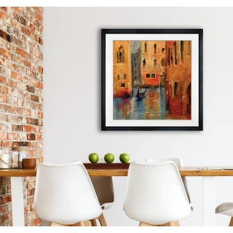 Venice II -Framed Giclee Print
