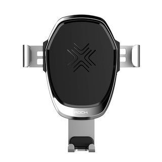 Rock 10W Qi Wireless Charging Car Vent Mount Holder, Fast Charging