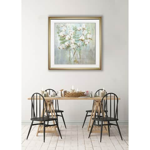 Contemporary Cotton -Framed Giclee Print