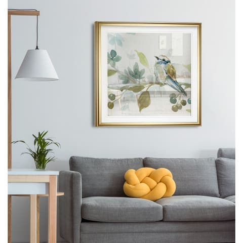 Spring Melody III -Framed Giclee Print