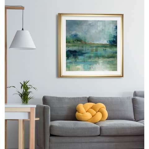 Emerald Isle -Framed Giclee Print