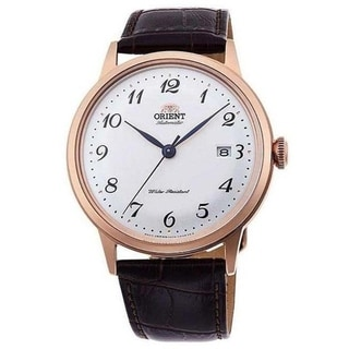 Link to Orient Men's RA-AC0001S 'Classic' Automatic Brown Leather Watch Similar Items in Women's Watches