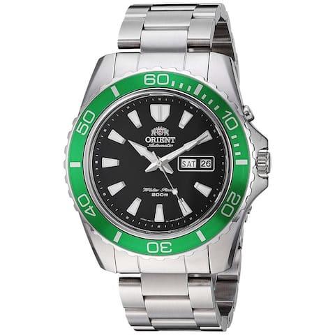 Orient Men's FEM75003B9 'Mako XL' Stainless Steel Watch