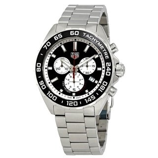 Tag Heuer Men's CAZ101E.BA0842 'Formula 1' Chronograph Stainless Steel Watch