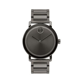 Link to Movado Men's 3600509 'Bold ' Black Stainless Steel Watch Similar Items in Men's Watches