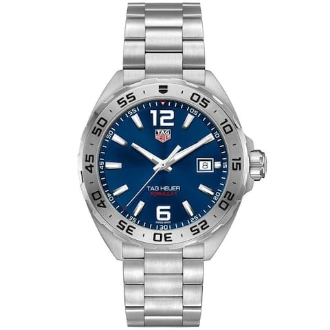 Tag Heuer Men's WAZ1118.BA0875 'Formula 1' Stainless Steel Watch
