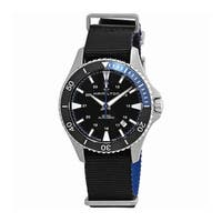 Hamilton Men's H82315931 'Khaki Scuba Automatic' Automatic Black Nylon Watch