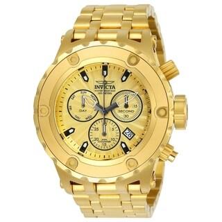 Invicta Men's 23920 'Subaqua' Gold-Tone Stainless Steel Watch