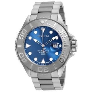 Invicta Men's 22860 'Pro Diver' Titanium Stainless Steel Watch