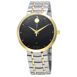 Movado Men's 0606916 '1881' Automatic Two-Tone Stainless Steel Watch