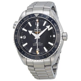 Omega Men's 232.30.44.22.01.001 'Seamaster Planet Ocean' Automatic Stainless Steel Watch