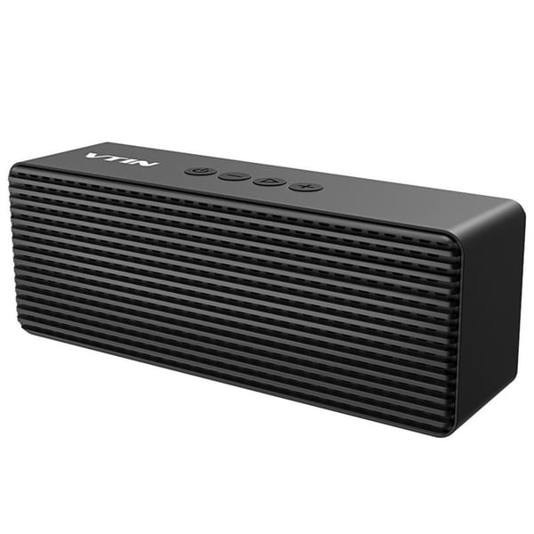 VTIN Bluetooth V4.2 Ultra-Portable Speaker with Hi-Fi Audio and Enhanced Bass. Opens flyout.