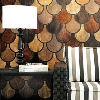 SomerTile 14.5x16.125-inch Escala Cordoba Mix Porcelain Floor and Wall Tile (14 tiles/14.27 sqft.)