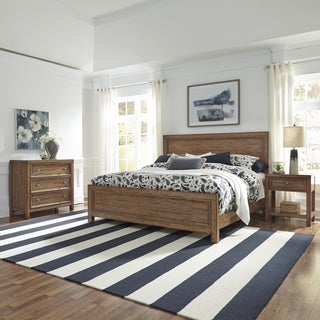 Sedona King Bed, Night Stand and Chest