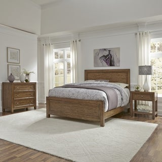 Sedona Queen Bed, Night Stand and Chest