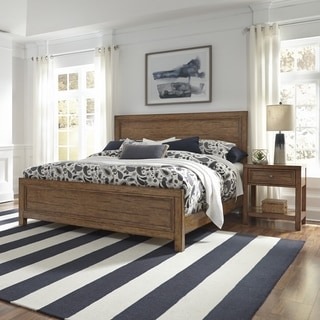 Sedona King Bed and Night Stand
