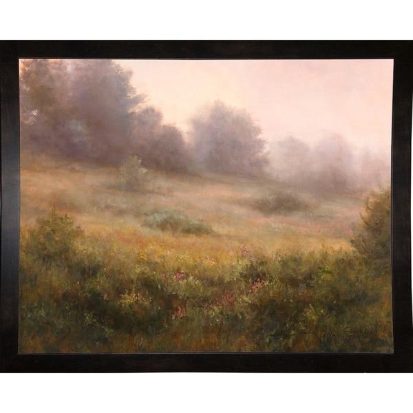 "Meadow In Mist-KATTHO135170 Print 25""x31.75"" by Kathie Thompson"