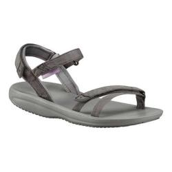 Women's Columbia Big Water Active Sandal Titanium MHW/White