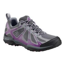 Women's Columbia Peakfreak XCRSN II EXCEL Low Hiker Graphite/Intense Violet