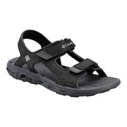 Children's Columbia Techsun Vent Sandal Youth Black/Columbia Grey