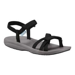Women's Columbia Wave Train Active Sandal Black/White