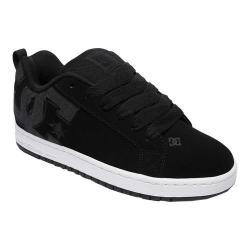 Men's DC Shoes Court Graffik SE Grey/Black/Black