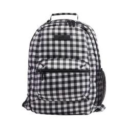 Ju-Ju-Be Be Packed Backpack Diaper Bag Gingham Style
