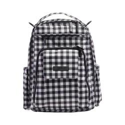 Ju-Ju-Be Be Right Back Backpack Diaper Bag Gingham Style