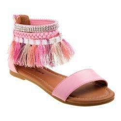 Girls' Nanette Lepore NL71400M Ankle Cuff Sandal Pink