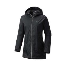 Women's Columbia Switchback Lined Long Jacket Black